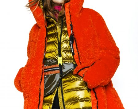 Manteau veste creenstone